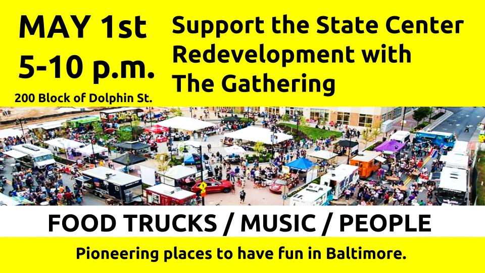 State Center/Gathering flyer